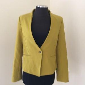NWT! Rachel Roy Olive Size 6 Blazer